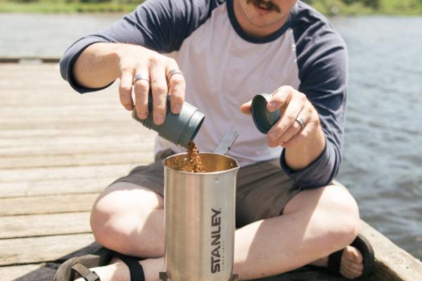 stanley-pmi-coffee-maker-dock-near-lake